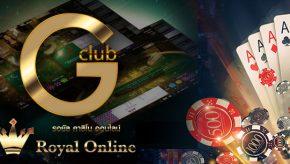 GCLUB คาสิโน เล่นบาคาร่าออนไลน์ 24 ชั่วโมง